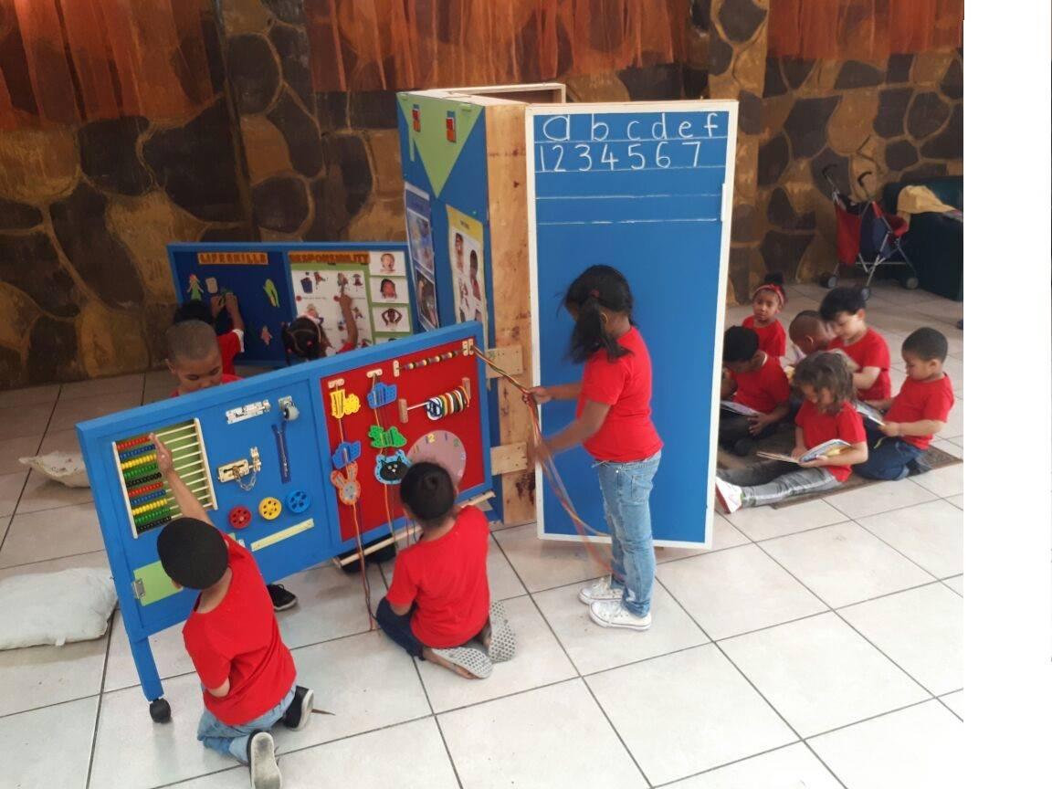 Angel Classroom On Wheels Hands Of Honour