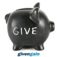 Donate with Givengain