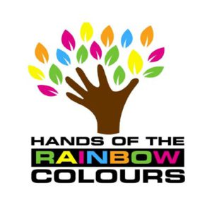 Hands of the Rainbow Colours